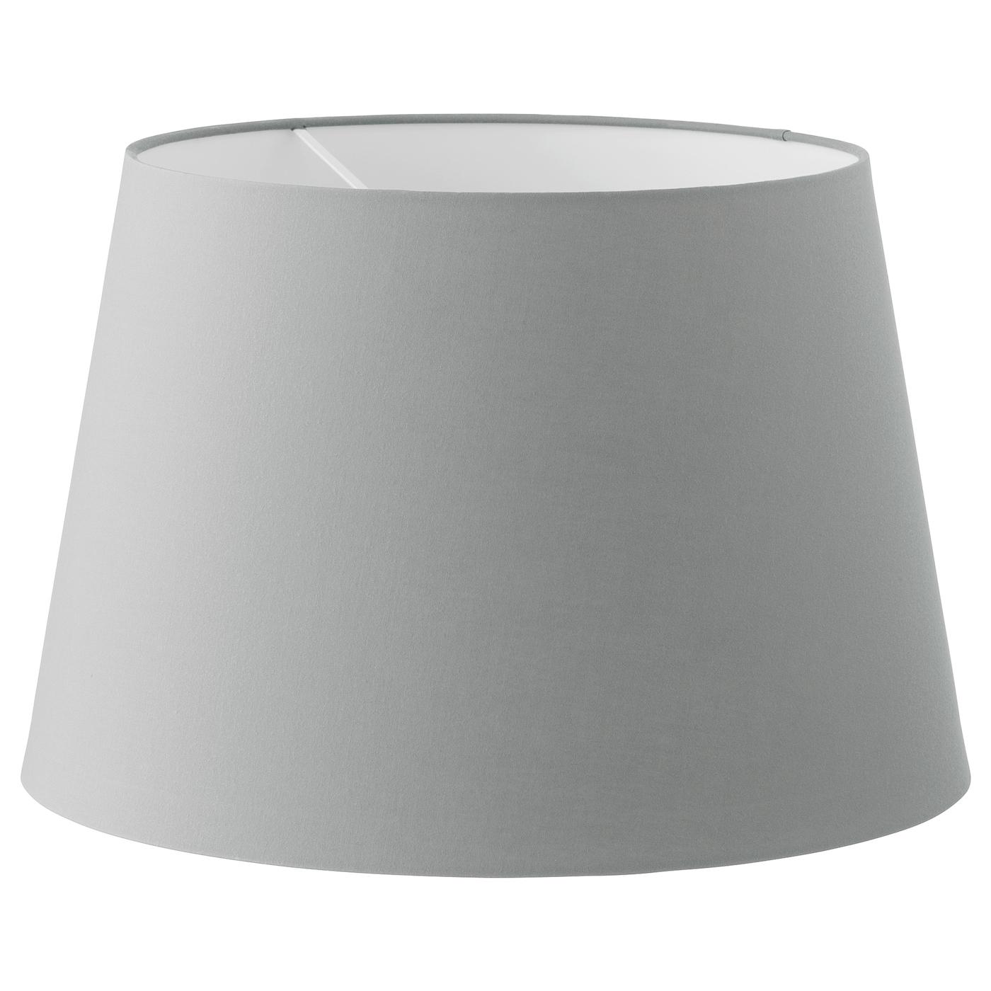 J 196 Ra Lamp Shade Grey Ikea