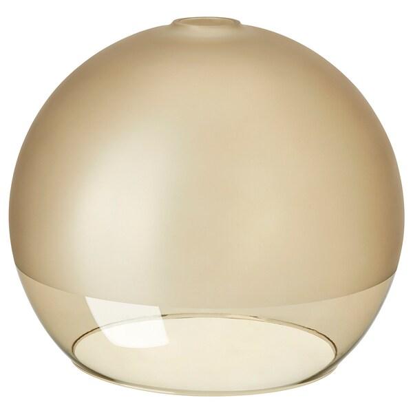 JAKOBSBYN light brown, Pendant lamp