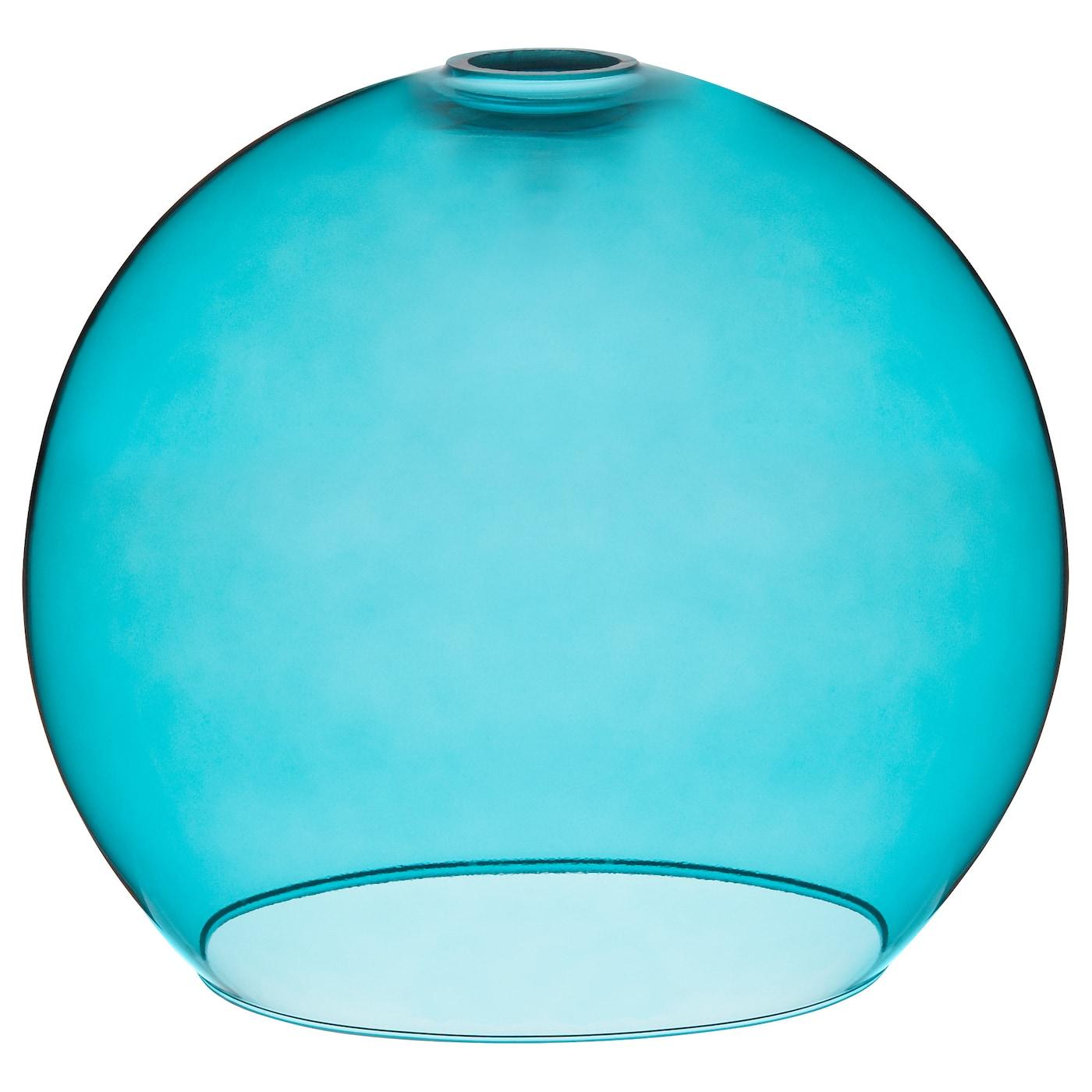 jakobsbyn pendant lamp shade turquoise ikea. Black Bedroom Furniture Sets. Home Design Ideas