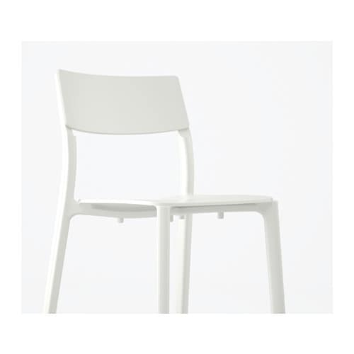 JANINGE Chair White IKEA : janinge chair white0437289pe590828s4 from www.ikea.com size 500 x 500 jpeg 11kB