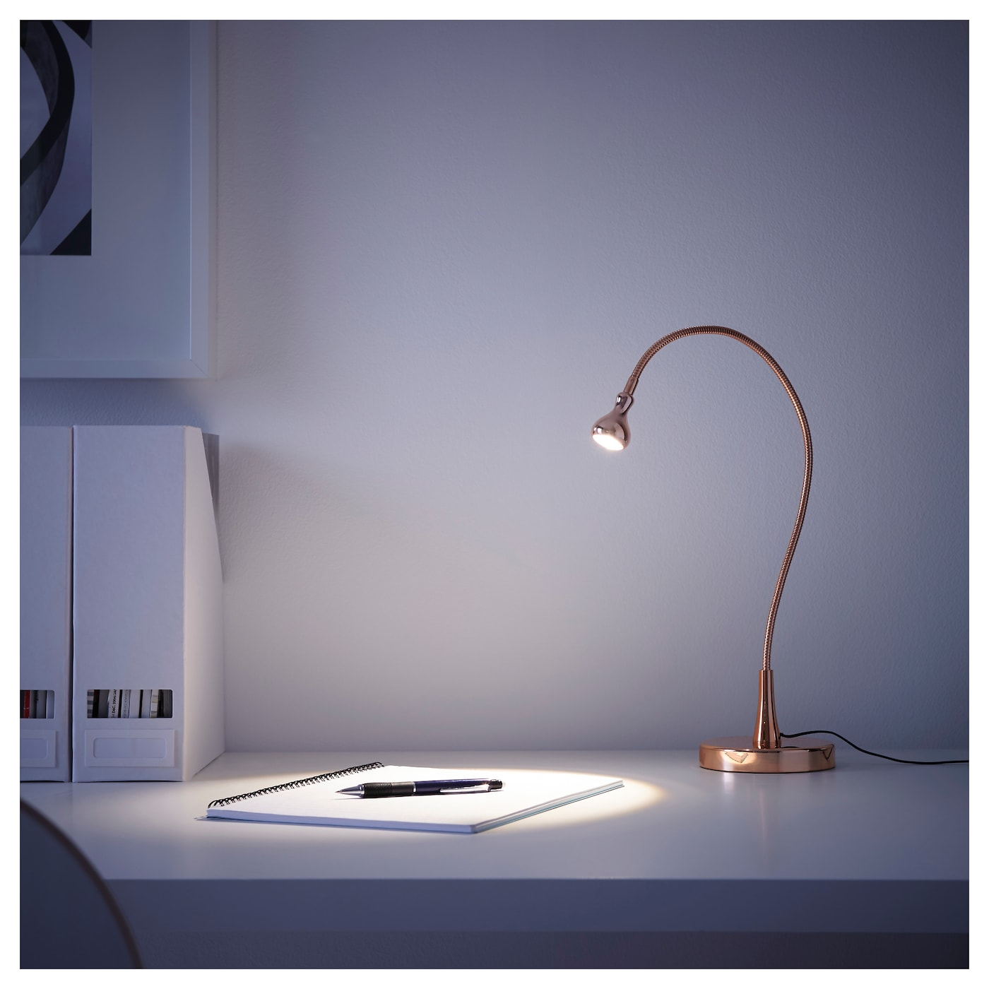 IKEA JANSJÖ LED work lamp