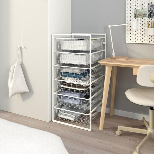 Jonaxel Frame With Wire Baskets Ikea