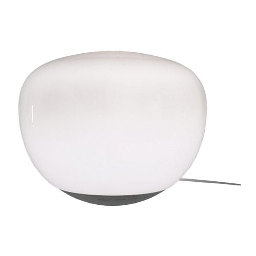 JONISK Floor/table lamp IKEA Dimmer function; adjust the light intensity according to need.