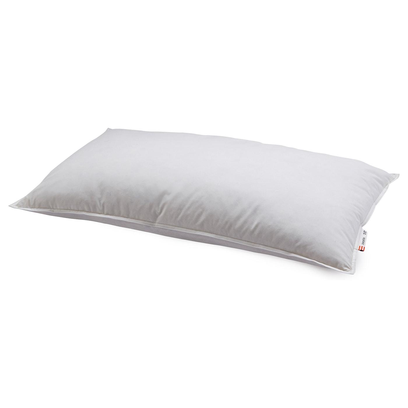 Jordr k pillow firmer 50 x 80 cm ikea - Almohadas en ikea ...