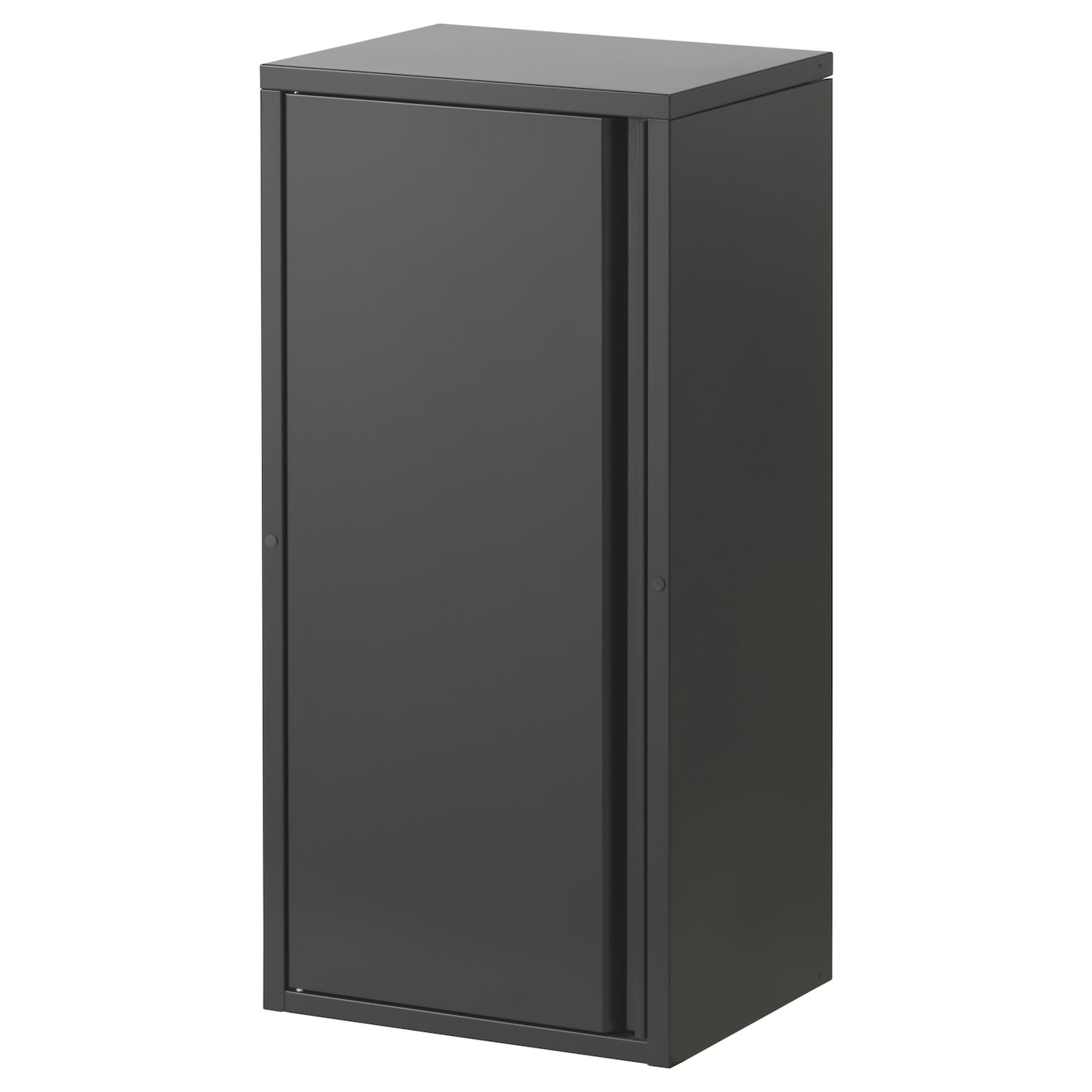 josef cabinet in outdoor dark grey 40x35x86 cm ikea. Black Bedroom Furniture Sets. Home Design Ideas