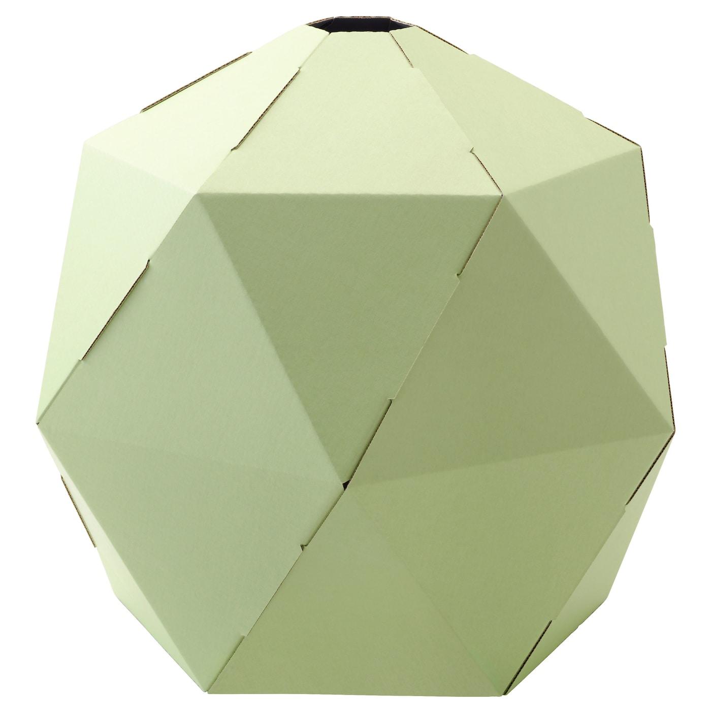 JOXTORP Pendant lamp shade Light green 44 cm - IKEA