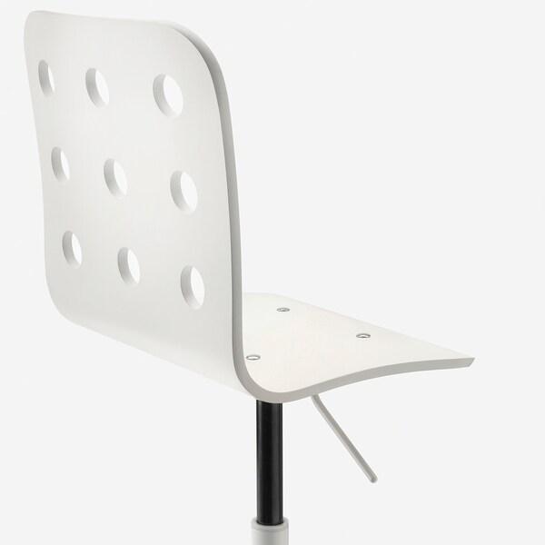 JULES white, Children's desk chair IKEA
