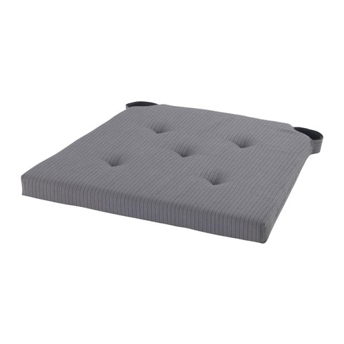 IKEA JUSTINA Chair Pad Polyurethane Foam Provides Great Comfort And  Long Lasting Support.