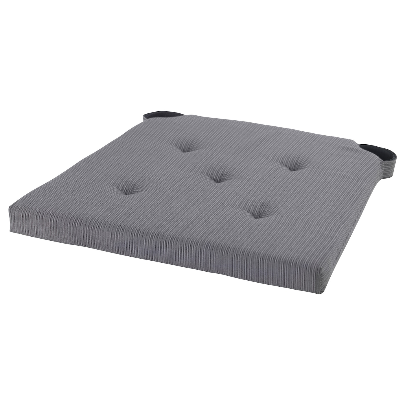 IKEA JUSTINA chair pad Polyurethane foam provides great comfort and long-lasting support.