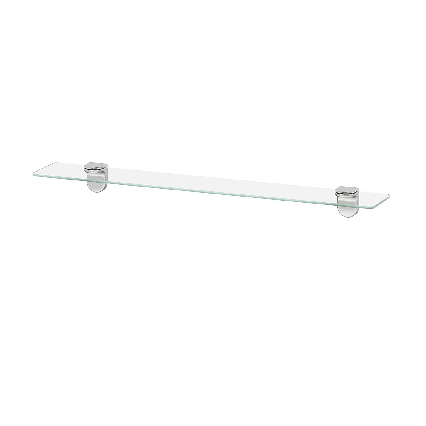 IKEA KALKGRUND glass shelf Tempered glass - extra resistant to heat, impact and heavy loads.