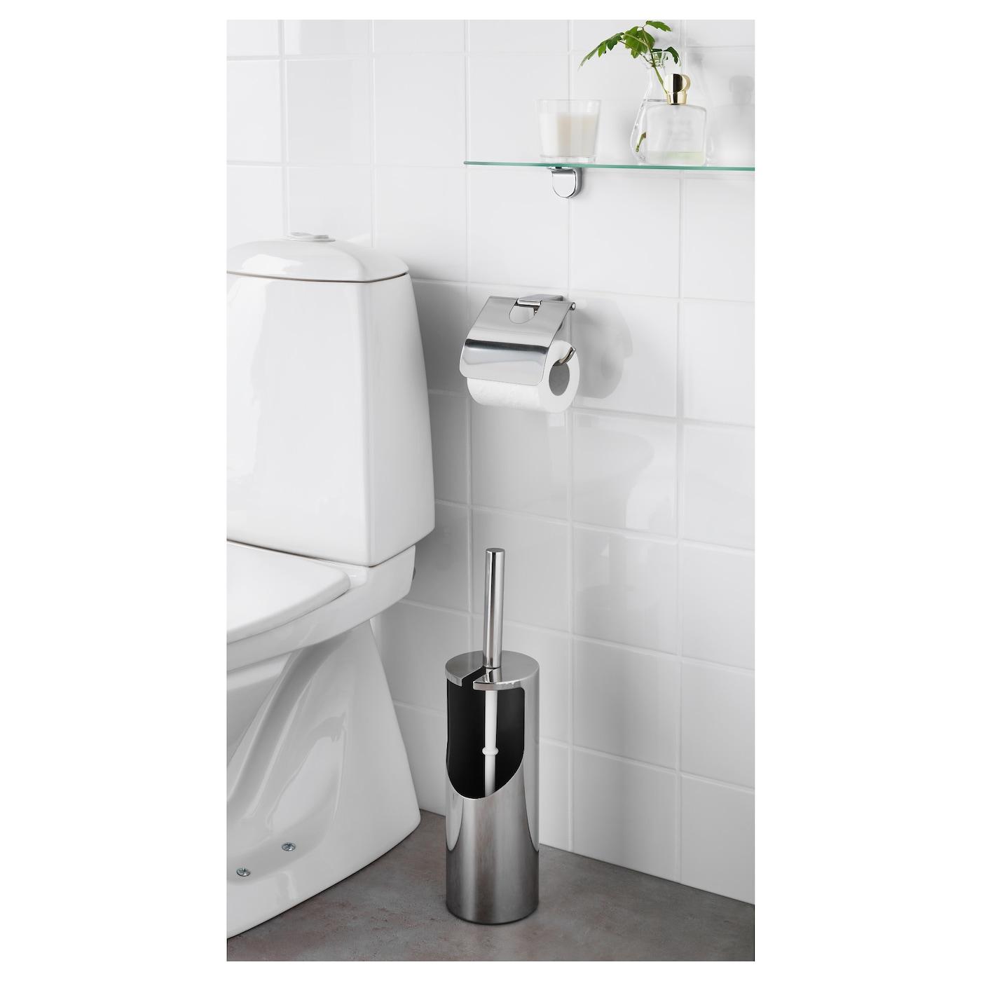 kalkgrund toilet roll holder chrome plated ikea. Black Bedroom Furniture Sets. Home Design Ideas