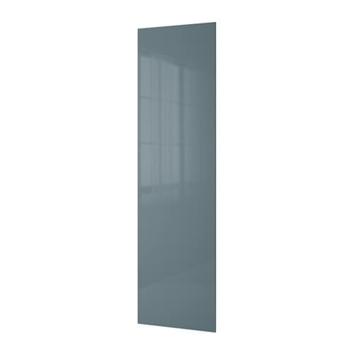 IKEA KALLARP cover panel Covered with high-gloss foil; gives an easy care finish.
