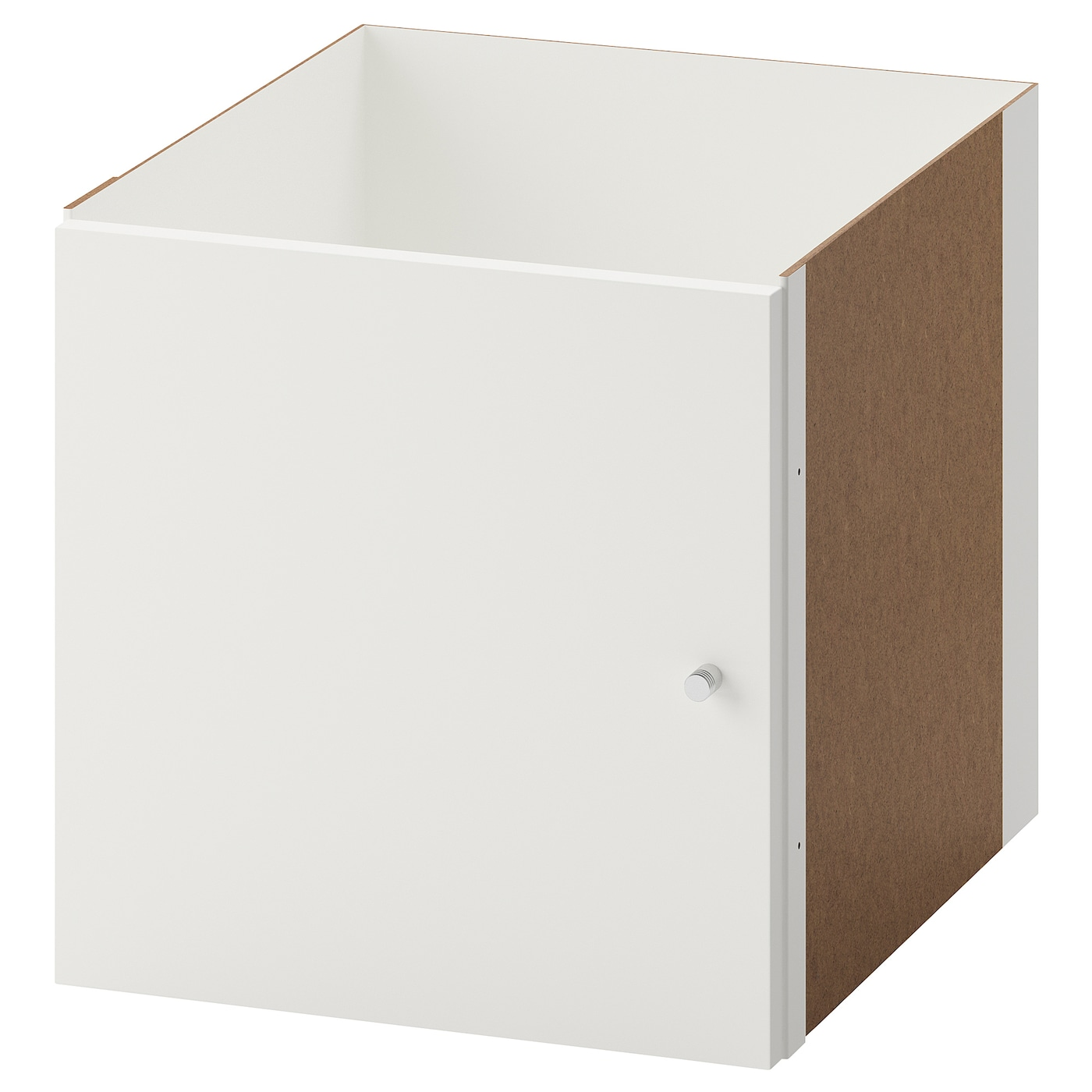 IKEA KALLAX insert with door Easy to assemble.