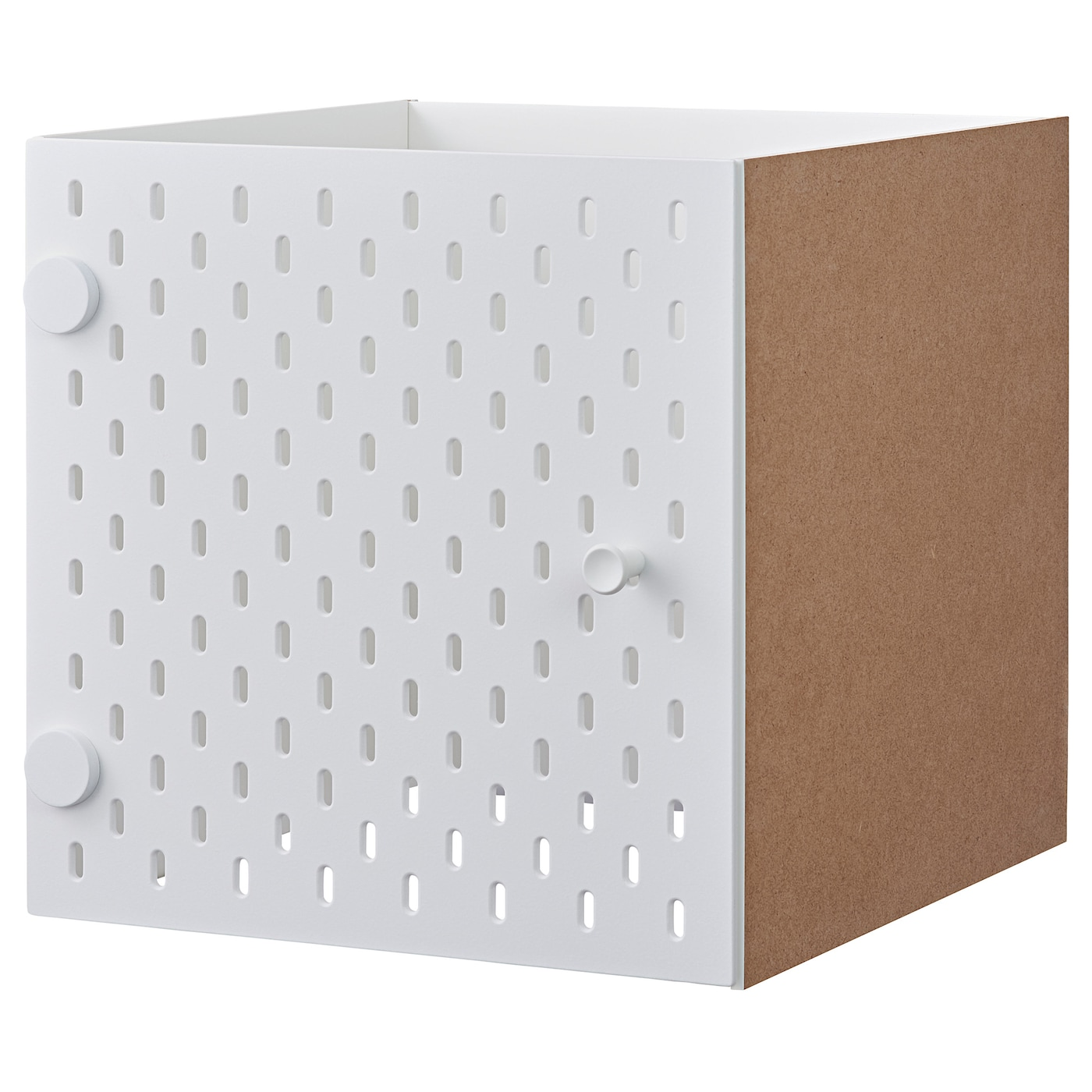 IKEA KALLAX insert with pegboard Easy to assemble.
