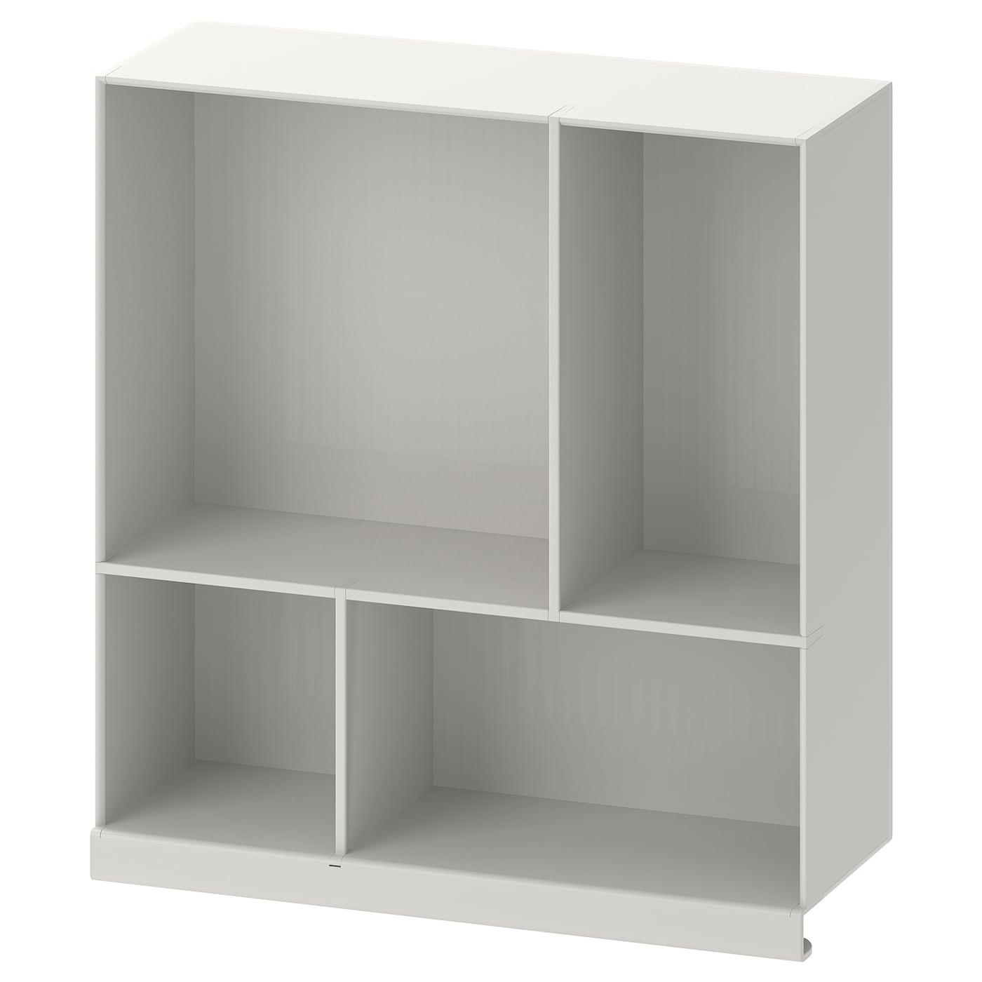 Kallax shelf insert light grey ikea - Mobile kallax ikea ...