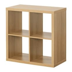 Ordinaire IKEA KALLAX Shelving Unit