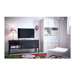 kallax shelving unit white 77x147 cm ikea. Black Bedroom Furniture Sets. Home Design Ideas