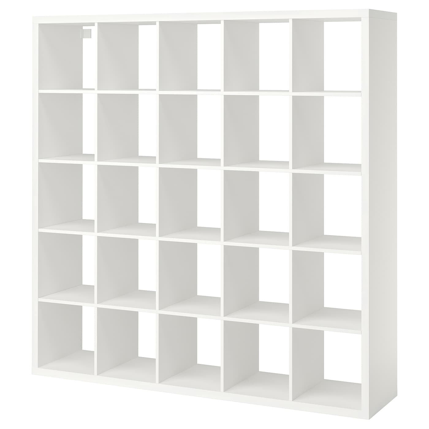 kallax shelving unit white 182 x 182 cm ikea. Black Bedroom Furniture Sets. Home Design Ideas