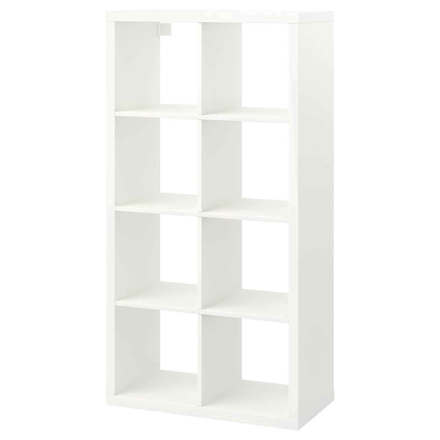 kallax shelving unit white 77 x 147 cm - ikea