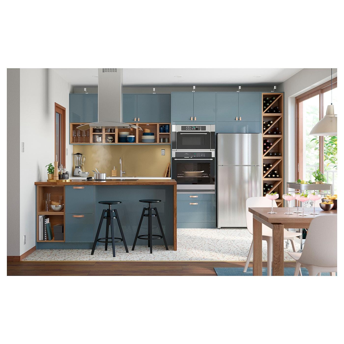 Karlby Walnut Veneer Worktop 246x3 8 Cm Ikea