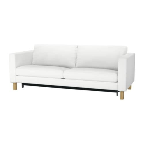 KARLSTAD Three-seat sofa-bed cover IKEA A range of coordinated covers makes it easy for you to give your furniture a new look.