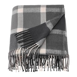 Ikea Kaveldun Throw Wool Is Stain Repellent Hard Wearing And Provides Good Insulation
