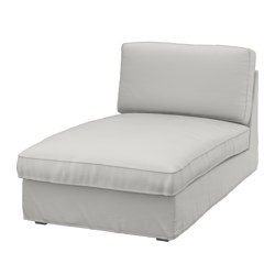IKEA KIVIK chaise longue The cover is easy to keep clean as it is removable and  sc 1 st  Ikea : chaise lounge chair ikea - Sectionals, Sofas & Couches