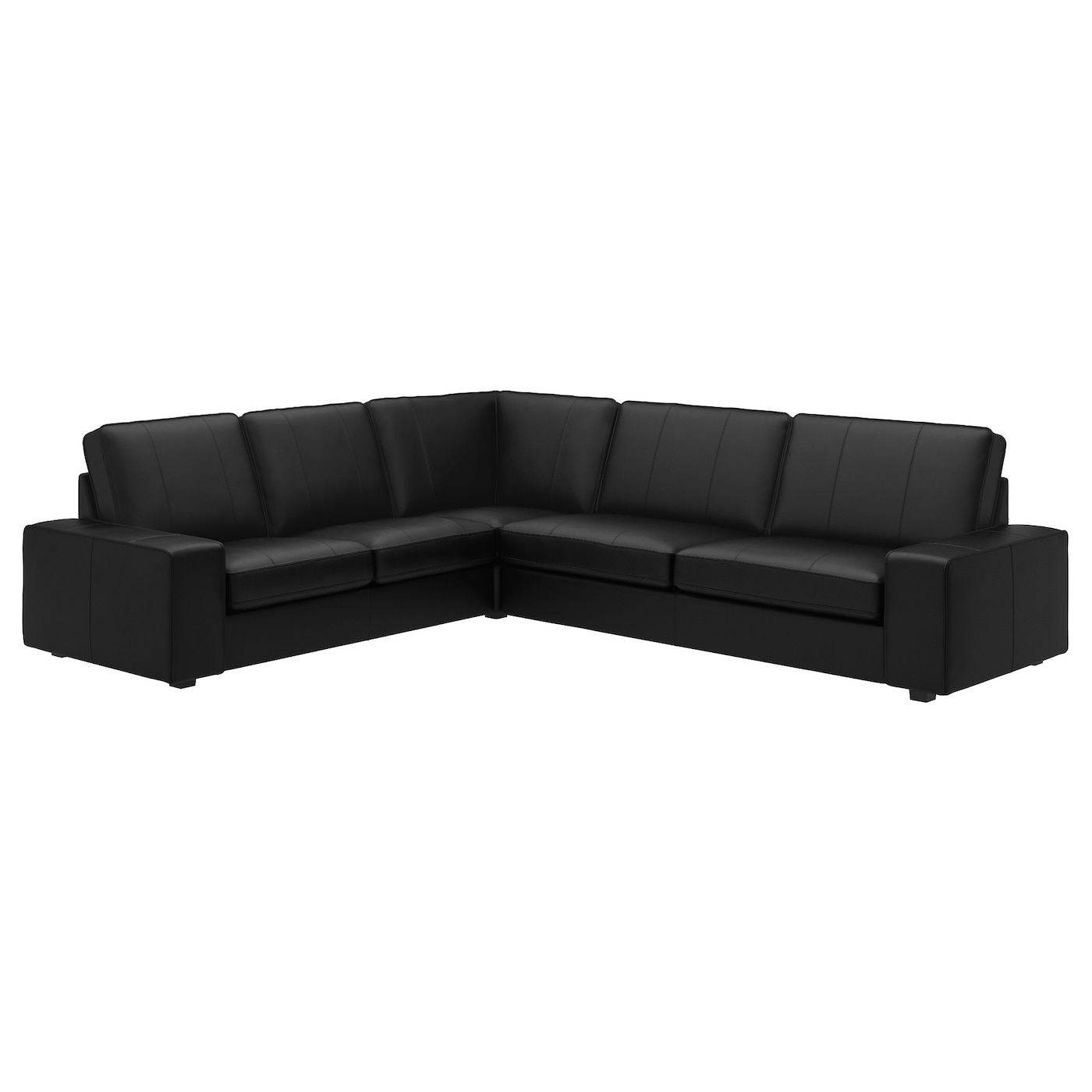 IKEA KIVIK corner sofa, 5-seat 10 year guarantee. Read about the terms in the guarantee brochure.