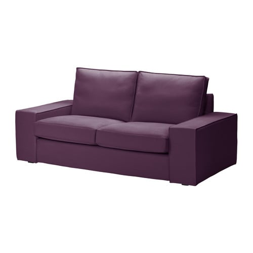 KIVIK Cover two-seat sofa IKEA Easy to keep clean; removable, machine washable cover.