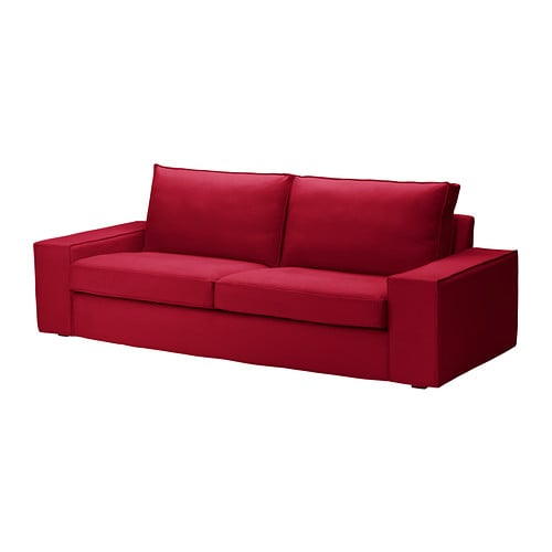 KIVIK Three-seat sofa IKEA Generous seating series with a soft, deep seat and comfortable support for your back.