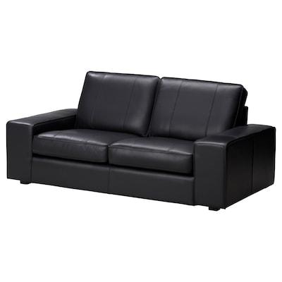 Ikea Karlstad Leren Bank.2 Seater Sofas Leather Sofas Coated Fabric Sofas Ikea