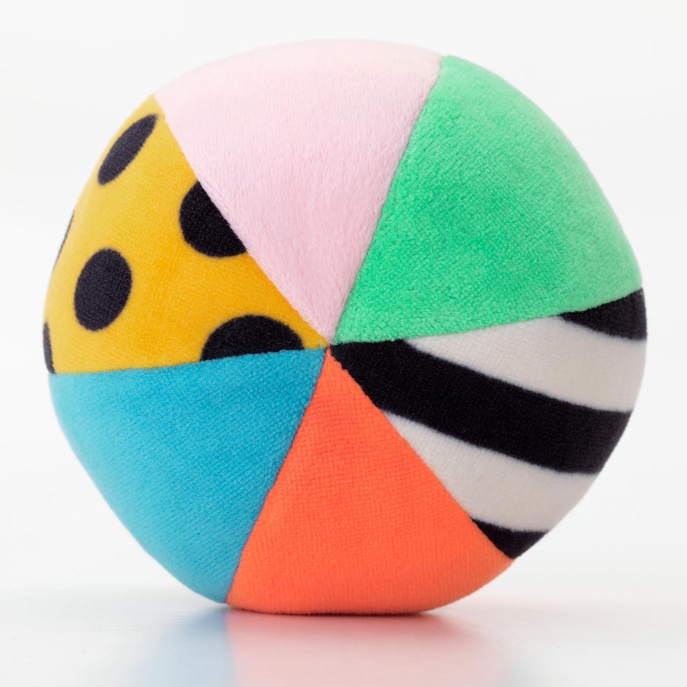 KLAPPA Soft toy, ball, multicolour