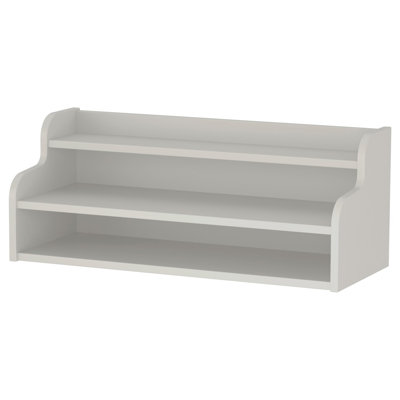 IKEA KLIMPEN add-on unit Can be placed on a table top or hung on a wall.