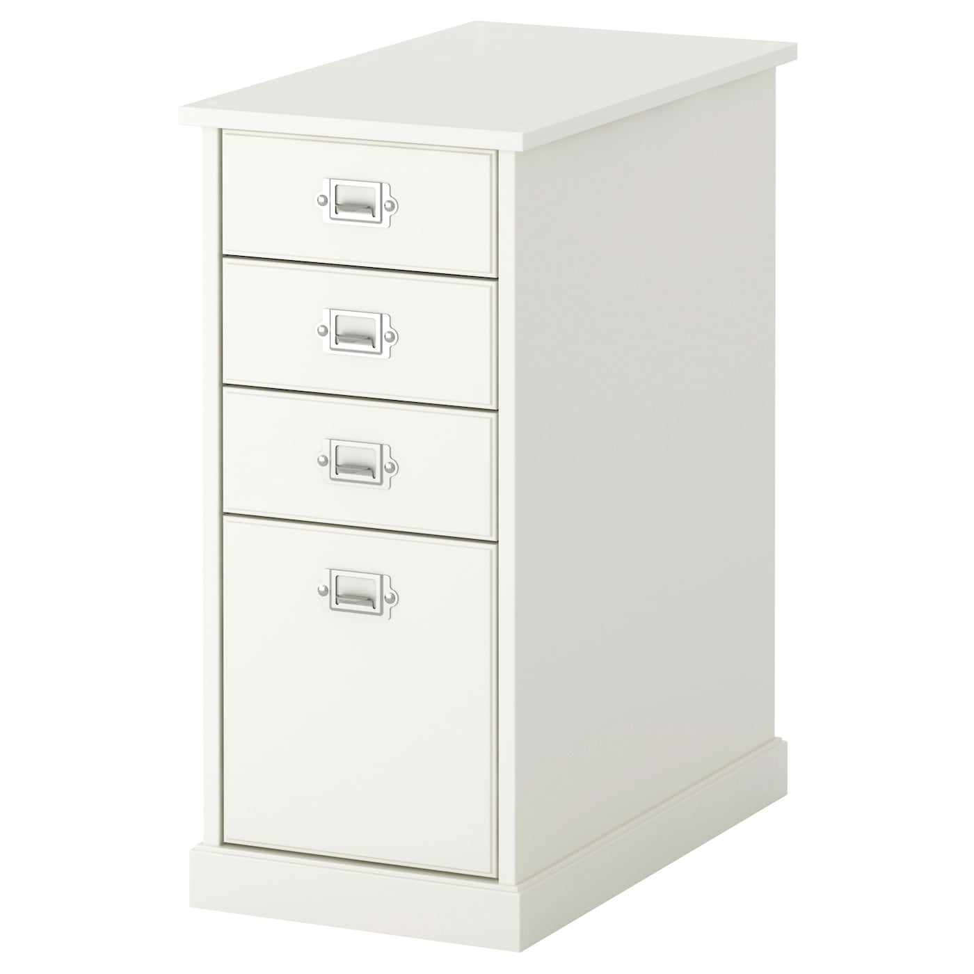 Klimpen drawer unit white 33x70 cm ikea - Cassettiera ikea ufficio ...