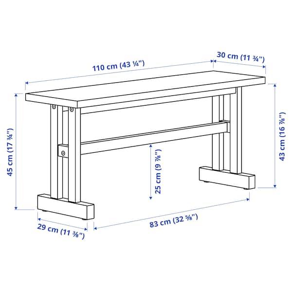 "Bark wood handles PIETER BARK SALAD CLAWS 3 3//4/""W X 6 1//2/""H INTERLUDE HOME"
