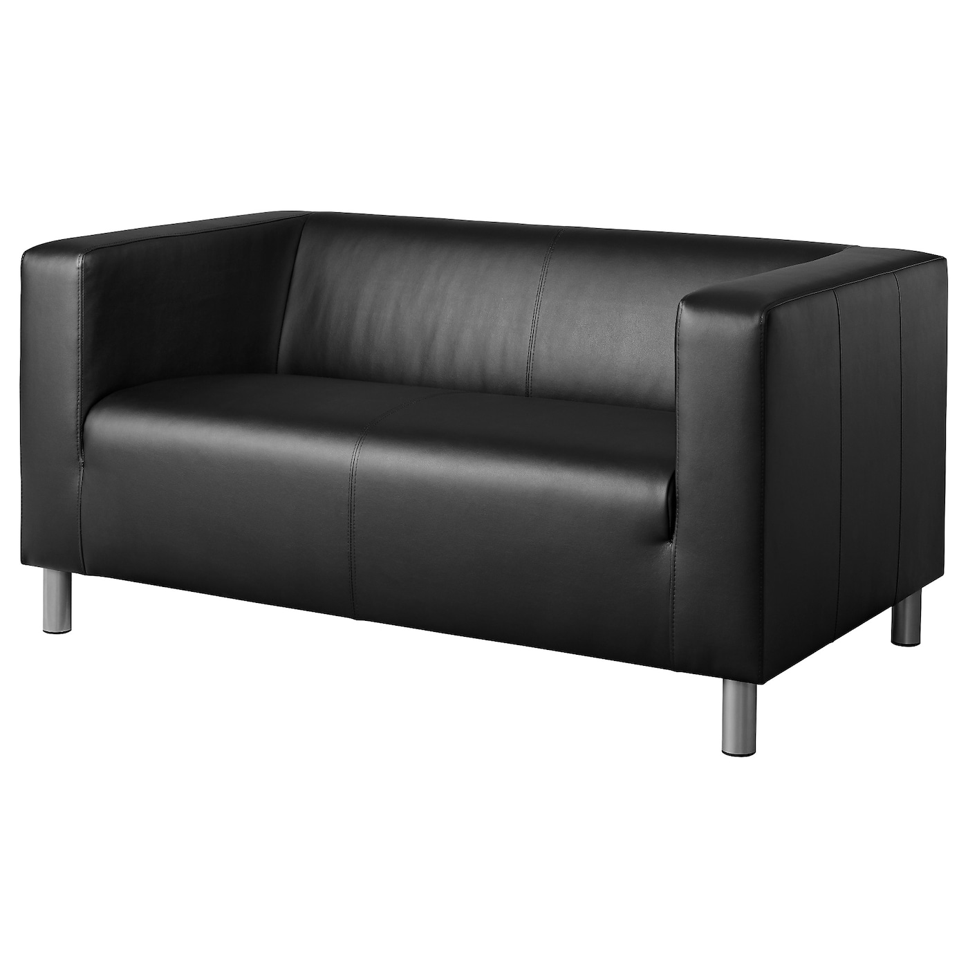 leather sofa two seater 2 seater sofas small seats ebay thesofa. Black Bedroom Furniture Sets. Home Design Ideas