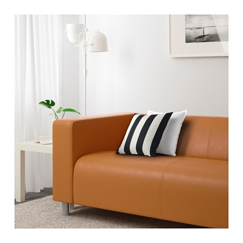 klippan two seat sofa kimstad light brown ikea. Black Bedroom Furniture Sets. Home Design Ideas