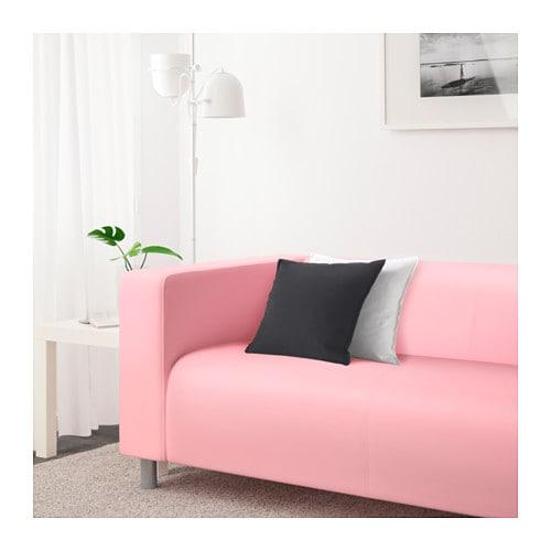 klippan two seat sofa kimstad light pink ikea. Black Bedroom Furniture Sets. Home Design Ideas