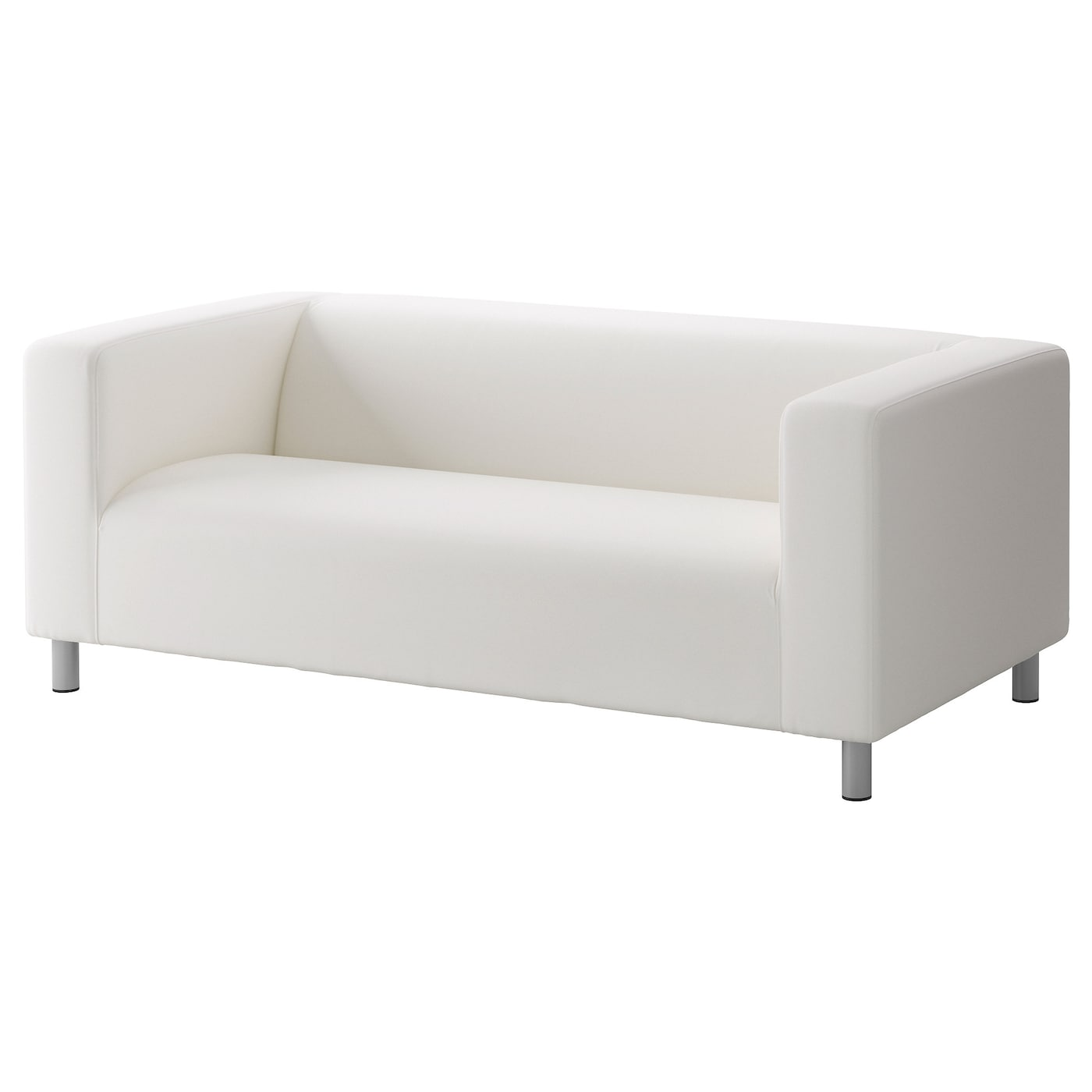 Perfect IKEA KLIPPAN Two Seat Sofa