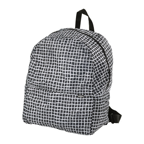 9ce1f867bb20 IKEA KNALLA backpack The shoulder straps are adjustable for a perfect fit.