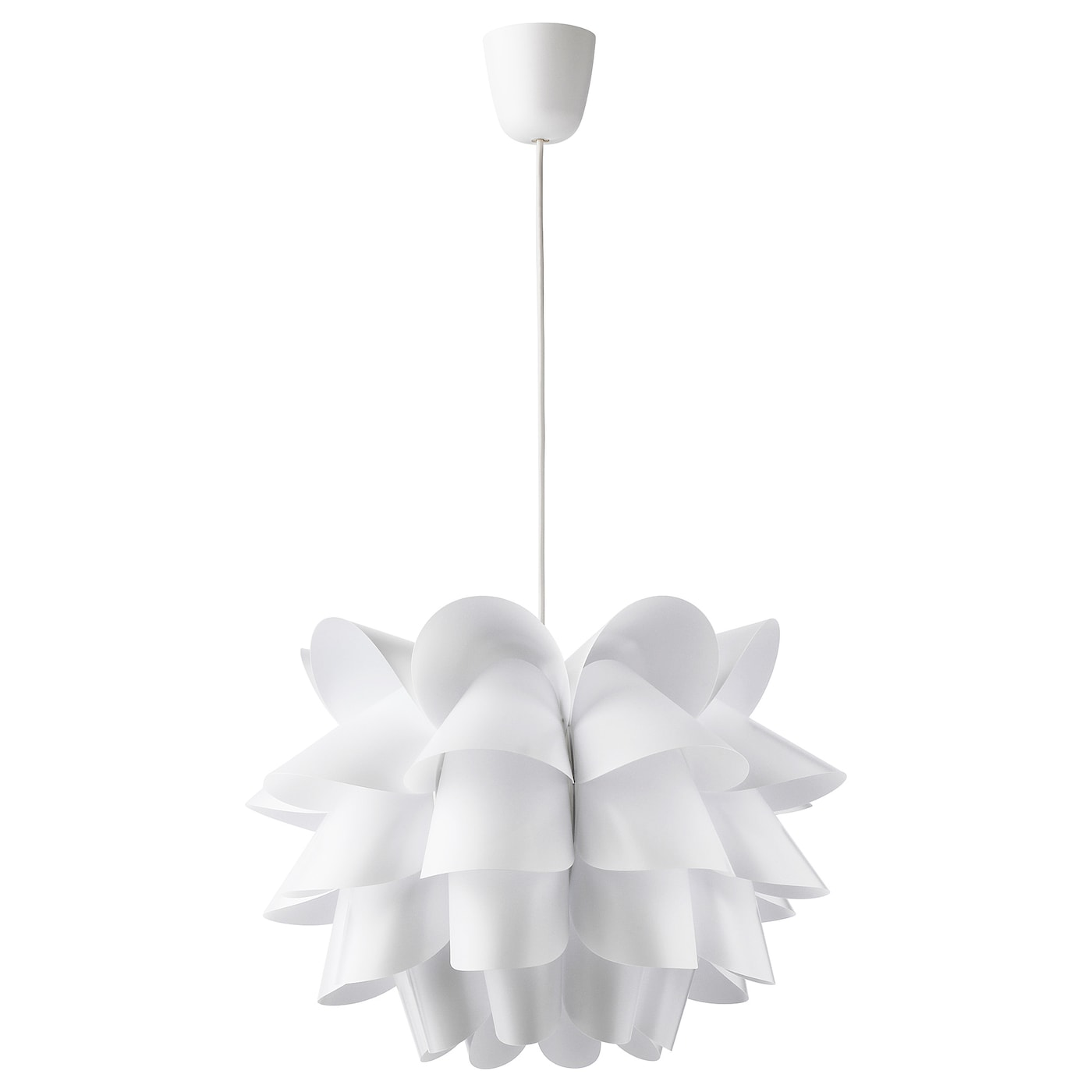 Pendant lighting pendant lamps chandeliers ikea ikea knappa pendant lamp gives a soft mood light aloadofball Images