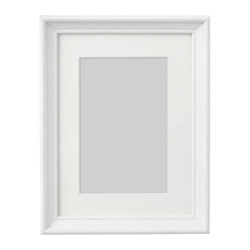 KNOPPÄNG Frame White stained 15 x 20 cm - IKEA