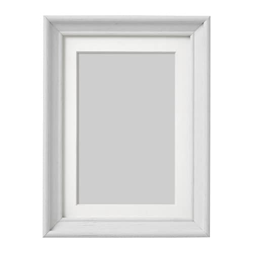 KNOPPÄNG Frame White stained 13 x 18 cm - IKEA