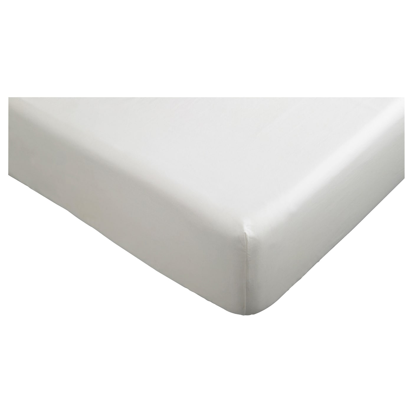 IKEA KNOPPA fitted sheet