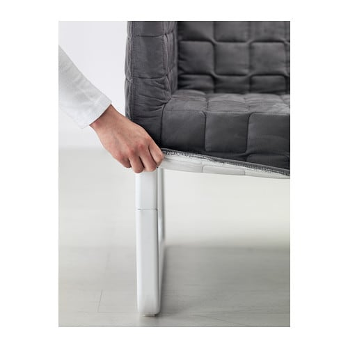 ikea knopparp 2 seat sofa small and smart packaging easy to take home on - Aus Weier Couch Und Sofa