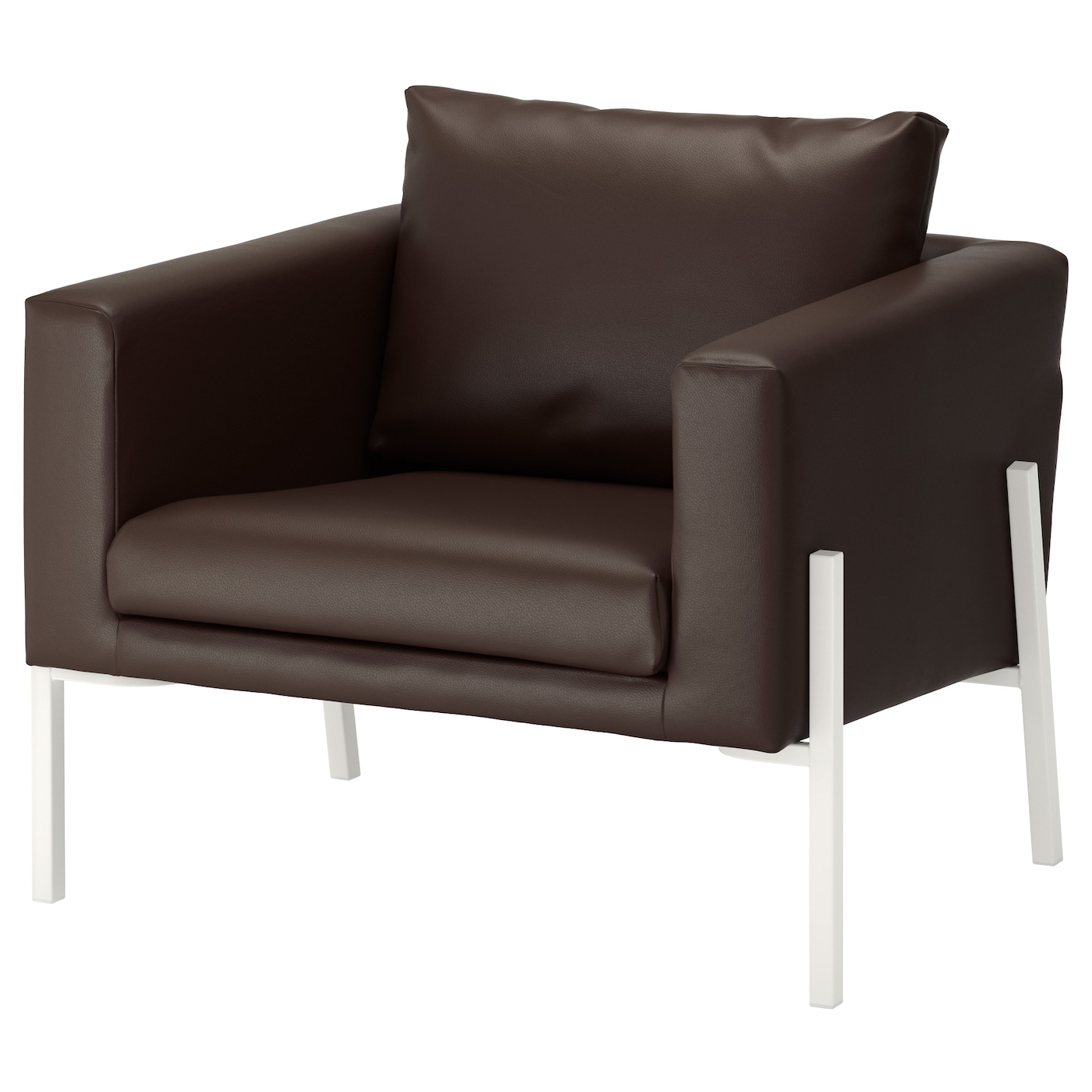 IKEA KOARP armchair 10 year guarantee. Read about the terms in the guarantee brochure.