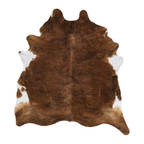 KOLDBY Cow hide IKEA The cowhide will retain its natural appearance and quality over a long time.