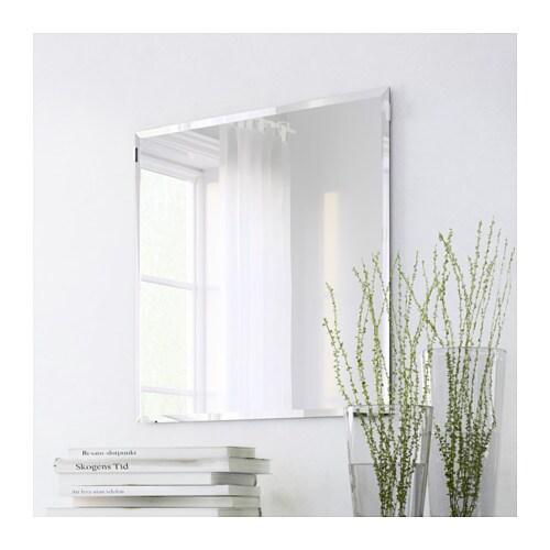 Kolja mirror 60x60 cm ikea for Miroir kolja