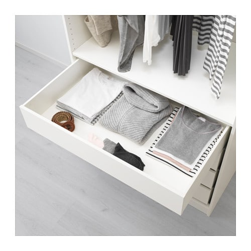 komplement drawer white 100x58 cm ikea. Black Bedroom Furniture Sets. Home Design Ideas