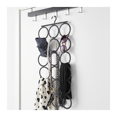 Komplement multi use hanger grey ikea for Ikea complementi